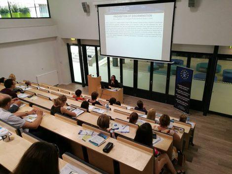 Szkolenie skierowane było do wszystkich zainteresowanych tematyką praw człowieka                Fot. archiwum