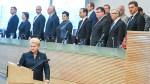 Gorzkie słowa prezydent  o litewskiej rzeczywistości