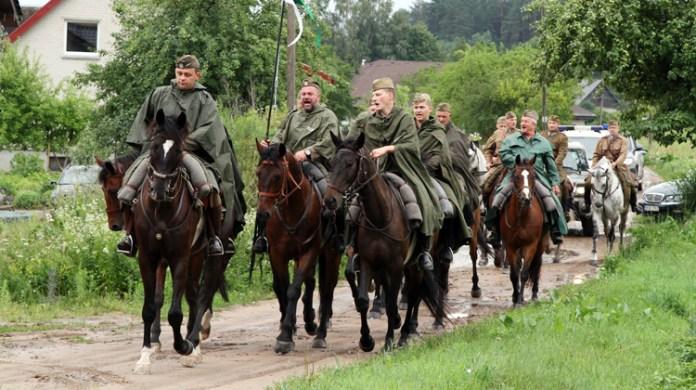 W Krawczunach Polacy uczcili  bohaterów Wileńszczyzny