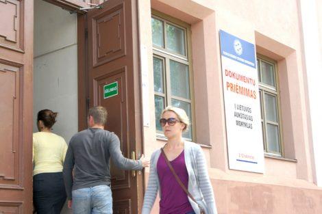 Na studia finansowane przez państwo w tym roku zaproszono 14 146 osób Fot. Marian Paluszkiewicz
