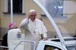 Drugi dzień wizyty papieża Franciszka na ŚDM