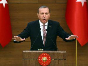 """Ludzie tego chcą po tak wielu wydarzeniach, by ci terroryści zostali zabici"""" — powiedział prezydent Erdogan"""