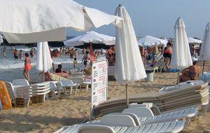 Wkrótce plaża w Bałcziku będzie oblężona przez wczasowiczów Fot. Janina Biesiekierka