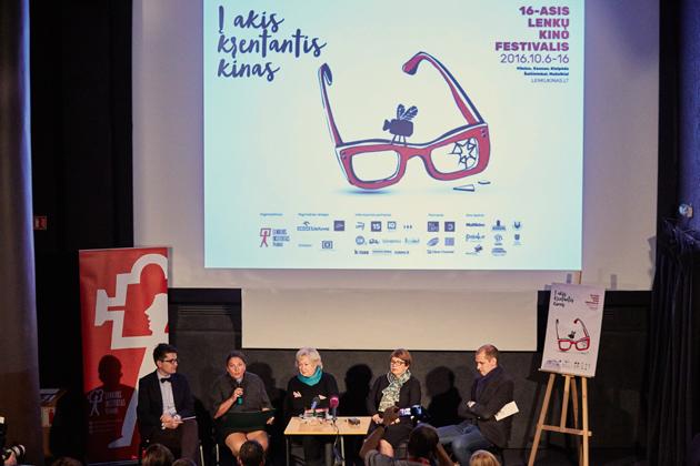 Instytut Polski Wilno, 16.Festiwal Filmu Polskiego