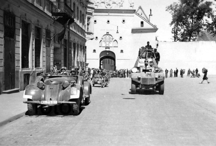 Migawki z lat 1941-1944 (1)