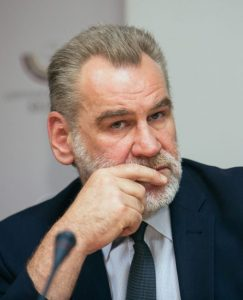 Gintaras Klimavičius Fot. archiwum