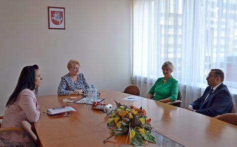 Obie instytucje będą współpracowały w dziedzinie rozwoju przemysłu, drobnego i średniego biznesu oraz rzemiosł     Fot.vrsa.lt
