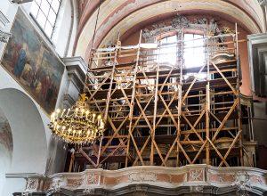 Renowacja organów może rozpocząć się już w 2017 r. Fot. Marian Paluszkiewicz