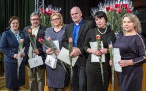 Nagrodzono również najlepszych historyków Fot. Marian Paluszkiewicz