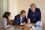 Wizyta ambasadora Izraela w rejonie wileńskim – początek nowej współpracy