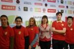 Sukcesy gimnazjalistów z Rudominy w konkursie wiedzy o zdrowiu