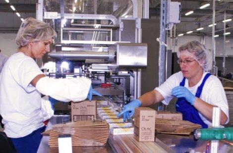 Zakład kosmetyków Procter & Gamble w Aleksandrowie Łódzkim eksportuje swą produkcję do 24 krajów Fot. archiwum