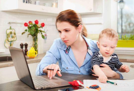 """System o nazwie """"Rodzina i Płaca — to się opłaca!"""" — ma być przeznaczony zarówno dla pracodawców, jak i pracowników z dziećmi Fot. archiwum"""