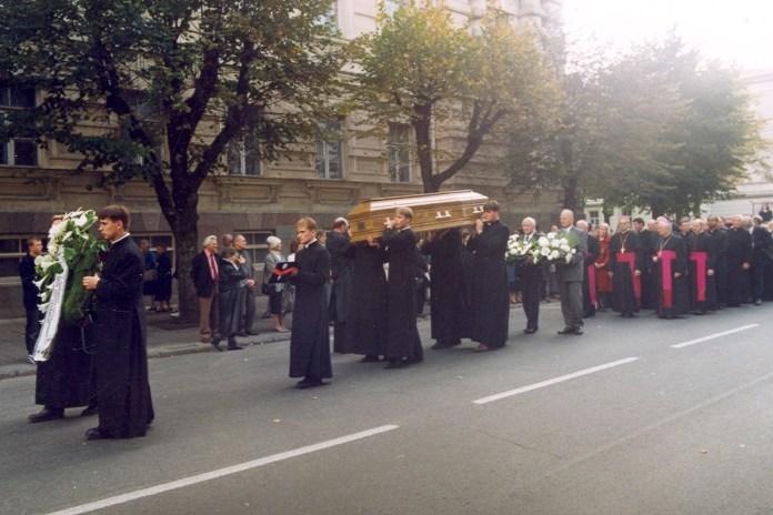 Winny — rozstrzelać! 70. rocznica śmierci biskupa Borisevičiusa