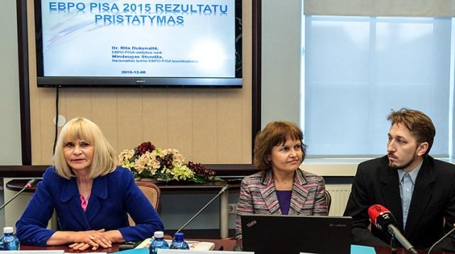 Wbrew optymistycznym zapewnieniom, uczniowie z Litwy osiągają gorsze wyniki w różnych dziedzinach wiedzy Fot. Marian Paluszkiewicz