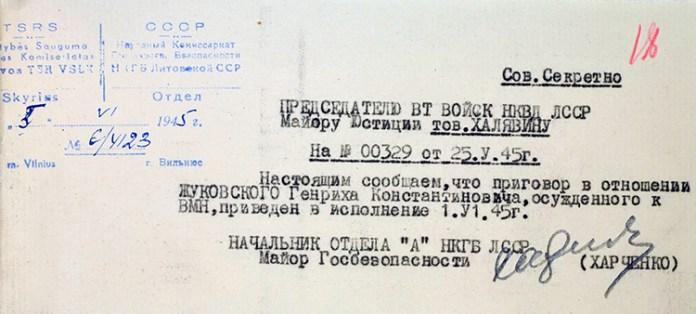 Żołnierz AK w Tuskulanum: Henryk Żukowski