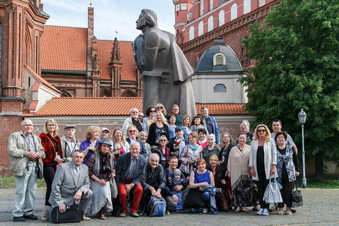 Ścieżki literackie po raz 24. przywiodły poetów do Wilna