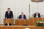 Senator Jan Żaryn o opiece senatu nad Polonią i Polakami za granicą