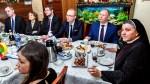 """Pomoc dla hospicjum w ramach akcji """"Świąteczna paczka z Polski"""""""