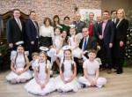 Ambasada RP w Wilnie życzy radosnych Świąt Bożeog Narodzenia