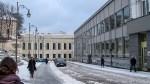 Ulica imienia Lecha Kaczyńskiego w Wilnie – po polsku i po litewsku
