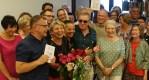 Żongołłowiczowa z Trockich – pisarka z Australii odwiedza Wilno