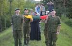 Obchody Dnia Państwa-Koronacji Króla Mendoga w Niemenczynie