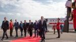 W 10. rocznicę agresji Rosji szefowie MSZ Polski, Litwy, Łotwy i Ukrainy z wizytą w Gruzji