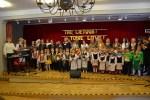 W Mejszagole – impreza placówek edukacji przedszkolnej i otwarcie wystawy poświęconej 16 lutego