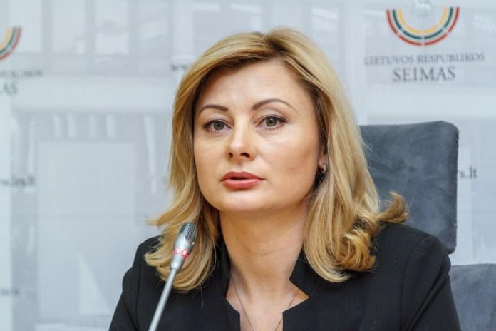 Rita Tomašunienė Fot. Marian Paluszkiewicz