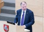 Optymistyczne sprawozdanie szefa litewskiego rządu