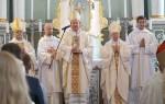 Abp. Gintaras Grušas: Bóg poprzez Kościół błogosławi szczególny związek Litwy i Polski