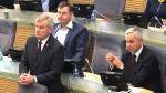 Pranckietis po raz drugi w tajnym głosowaniu zachował stanowisko