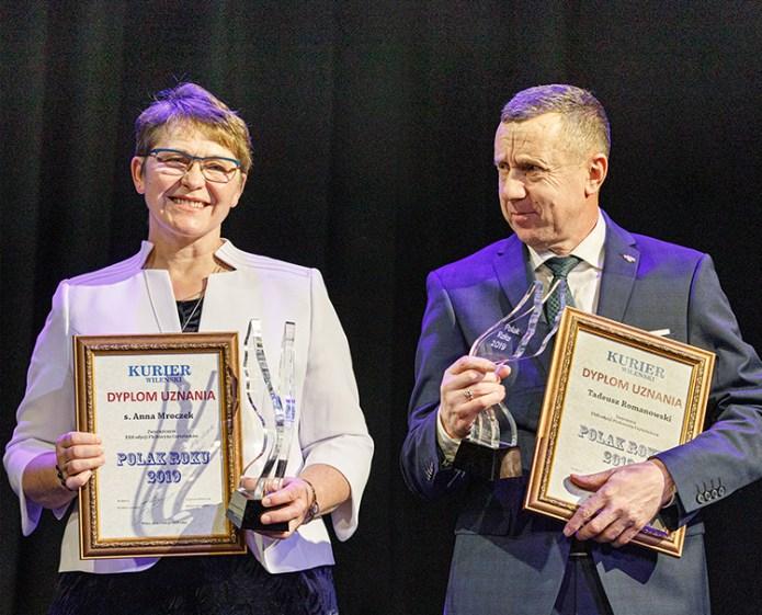 "Uhonorowano laureatów Plebiscytu ""Polak Roku 2019"""