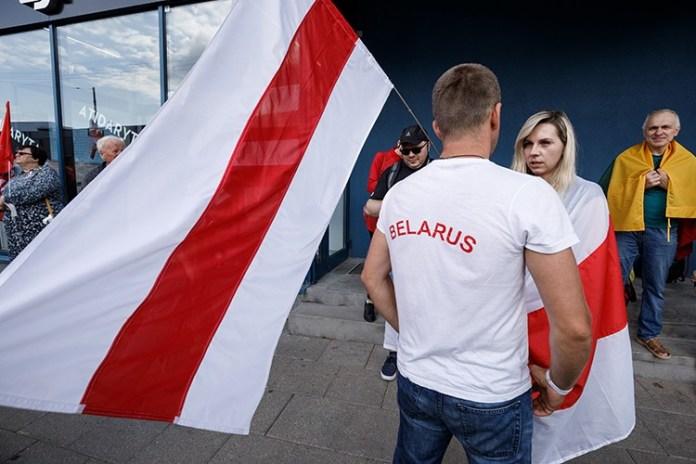 Biało-czerwono-biała. Historyczna flaga Białorusi