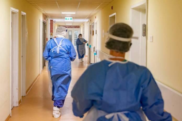 Na Litwie potwierdzono 2109 kolejnych zakażeń, rekordowa liczba zgonów