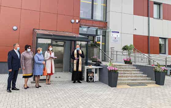 Nowa placówka opiekuńcza w rejonie wileńskim