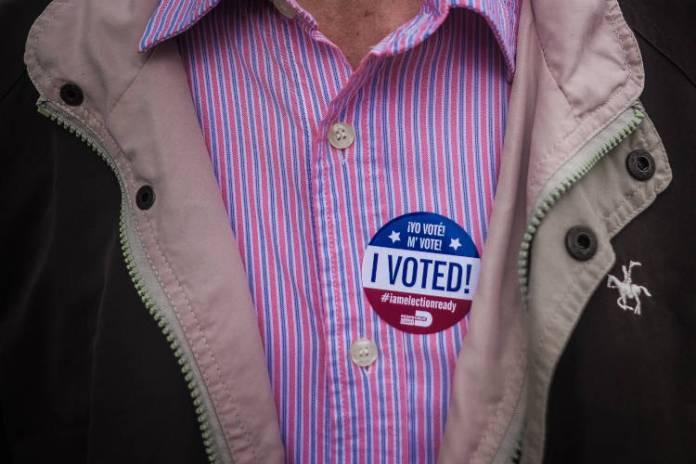 Ponad 40 milionów Amerykanów już oddało swój głos