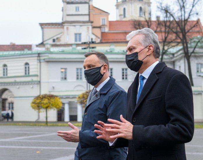 Andrzej Duda i Gitanas Nausėda zainaugurowali Litewsko-Polskie Forum Biznesu