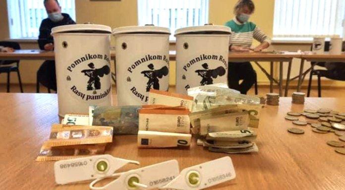 Społeczny Komitet Opieki nad Starą Rossą zebrał ponad 3 tys. euro, ale mniej niż w zeszłym roku