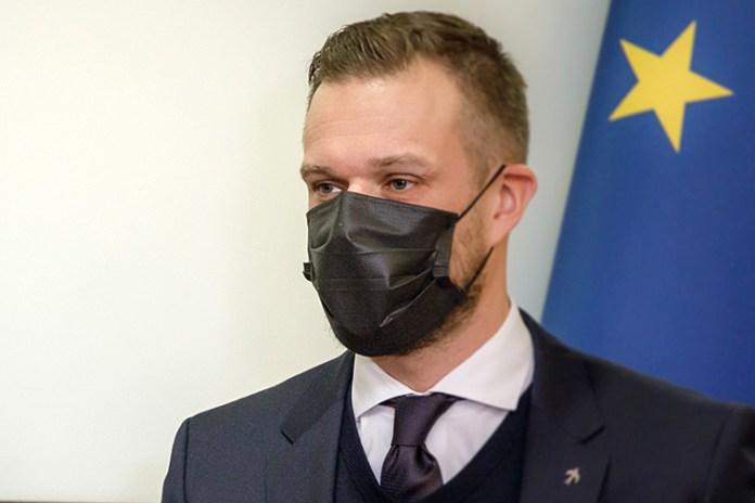 Landsbergis omówi w Brukseli sprawę Rosji i aresztowania Nawalnego