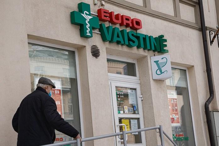 Od 1 marca szczepienia również w aptekach
