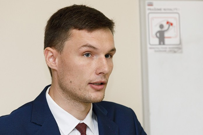 Tomasz Bożerocki: Na uniwersytecie zachęcono mnie do korzystania z tego, że jestem Polakiem