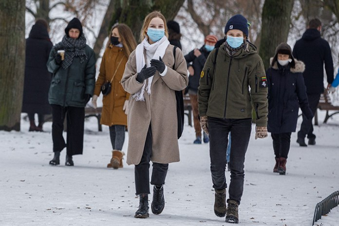 Warunki kwarantanny mogą zostać złagodzone od połowy lutego