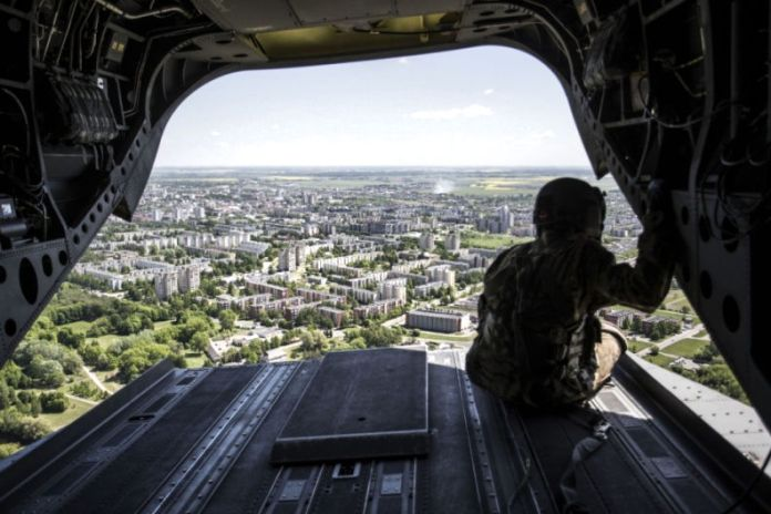 Ministerstwo Ochrony Kraju podpisało umowę o budowie trzech miasteczek wojskowych