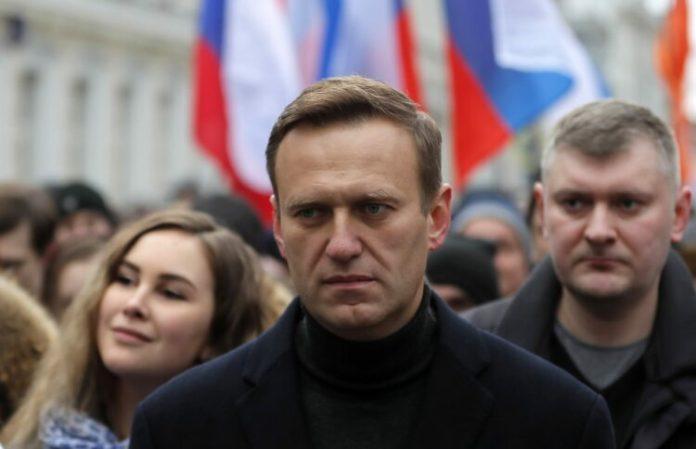 Nawalny aresztowany w Moskwie. Państwa bałtyckie i UE krytykują Rosję