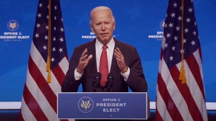Dziś wieczorem demokrata Joe Biden zostanie prezydentem USA