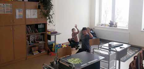 Szkoła w Ciechanowiszkach dla dzieci ze specjalnymi potrzebami edukacyjnymi