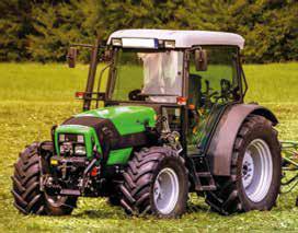 Wydłużono się termin ważności przeglądu dla traktorów
