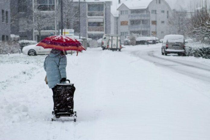 Wracają mrozy i obfite opady śniegu